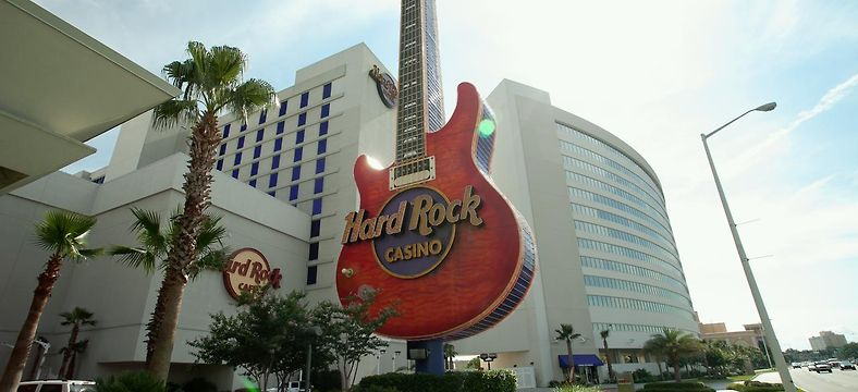 Hard rock cafe casino cancun